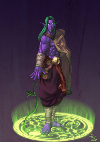 Nightelf from Pulyx