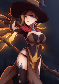 Mercy/Witch from Jayceaua