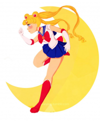 Sailor Moon from Yaneying