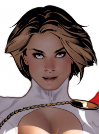 Power Girl from AdamHughes