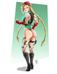 Cammy White from Fthiers-escorpion