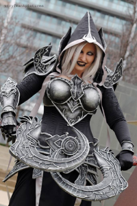 Candys Cosplays as Malthael