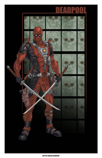Deadpool from tchillboy