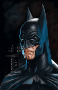 Batman from Amir Mohsin