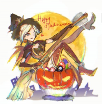 Mercy/Witch from 散装璐