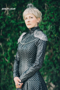Cosmic Empress as Cersei Lannister