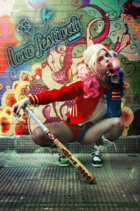 Florencia Jillian Sofen as Harley Quinn