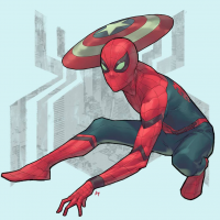 Spider-Man from Bryan Valenza