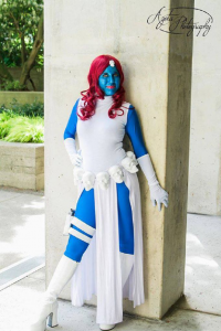 Duo Queue Cosplay as Mystique