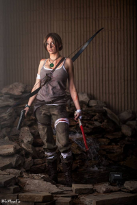 Dreaming Egos as Lara Croft