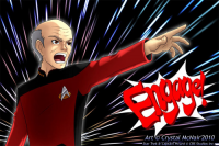 Jean-Luc Picard from Kojichan