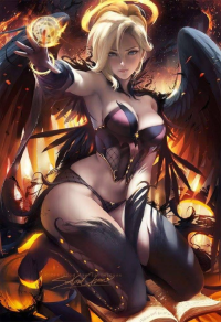 Mercy from Sakimi Chan