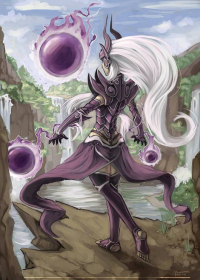 Syndra from Vanchamarl