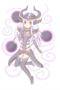 Syndra from 秋元寺麋鹿