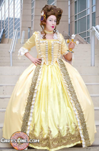 Casey Renee Cosplay as Belle