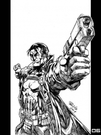 Punisher from Fernando Peniche