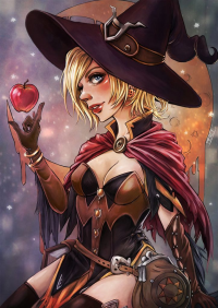 Mercy/Witch from West-24