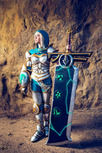 Christina Sims as Riven