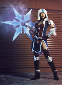 Lan Party as Sivir