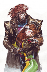 Gambit, Rogue from Ardian Syaf