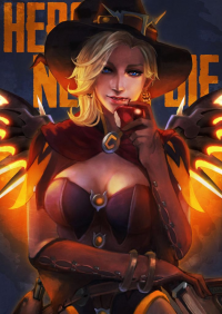 Mercy/Witch from Monori Rogue