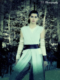 Casabella Cosplay as Rey