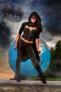 Chandra Holt as Batgirl