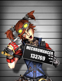 Gaige from Yhrite