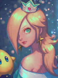 Rosalina from Bellhenge