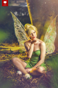 The Artful Dodger as Tinker Bell