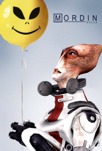 Mordin Solus from Chris Murray