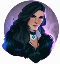 Yennefer from Projectnelm