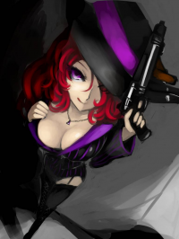 Miss Fortune from KumikoPixiv