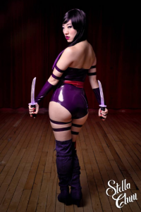Stella Chuu as Psylocke