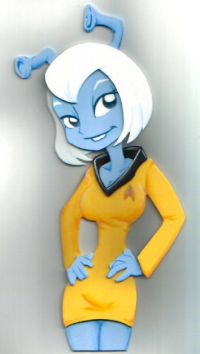 Andorian from Brian Sutton
