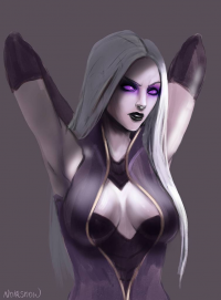 Syndra from Noir-snow