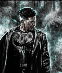 Punisher from Andrey Pankov