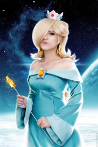 Layze Michelle as Rosalina