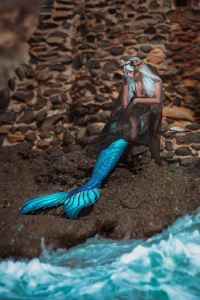 Keikei Flores as Mermaid