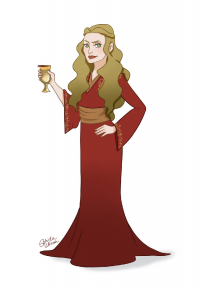 Cersei Lannister from Gabiuliana