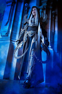 Svetlana Quindt as Malthael