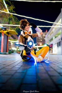 Tali Xoxo as Tracer