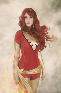 HesokaAngel as Dark Phoenix