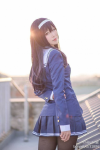 腿控 as Utaha Kasumigaoka