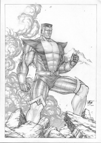 Colossus from Leo Matos