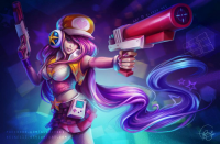 Miss Fortune from Gladzy Kei