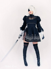 Hidori Rose as 2B