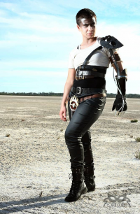 Costumes by Courtney as Furiosa