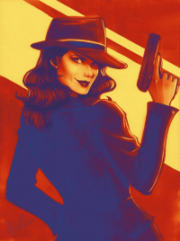 Peggy Carter from Lynne Yoshii