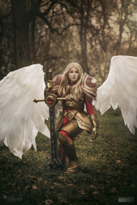 Shappi as Kayle